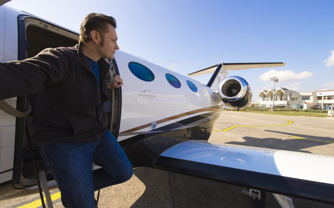 What are private jet empty legs flights?